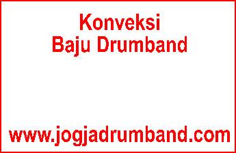 baju drumband