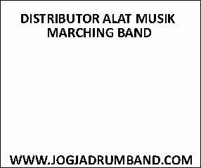 distributor alat marchingband