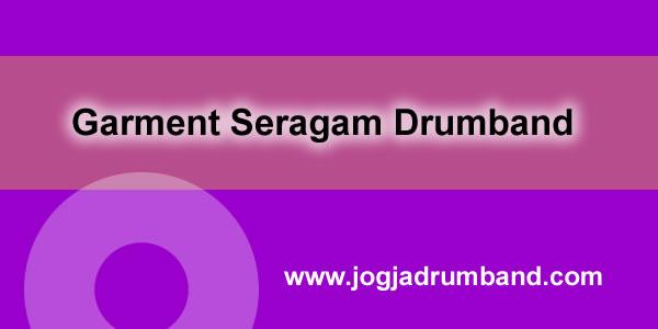 garment seragam drumband