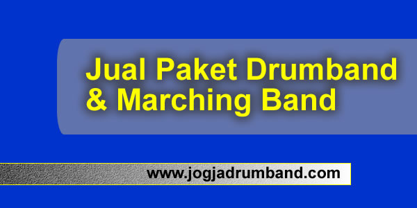 jual paket drumband marchingband
