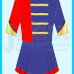 Seragam Color Guard 5