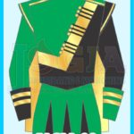 Seragam Mayoret Drumband 9