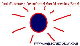 jual aksesoris drumband