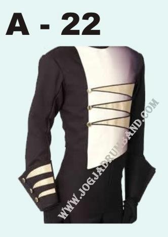 pakaian marchingband