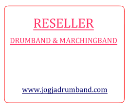 pusat reseller drumband dan marchingband