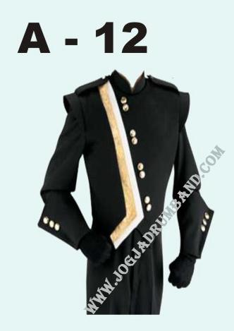 seragam marchingband