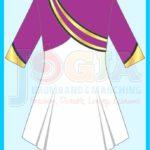 Seragam Color Guard 1