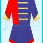 Seragam Color Guard 5